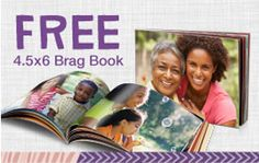 Walgreens: FREE Photo Brag Book for ONLY $2.99 Shipped on http://hunt4freebies.com/coupons