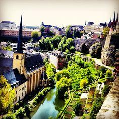 Lëtzebuerg / Luxemburg / Luxembourg
