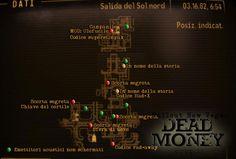 Dead Money  La prima espansione di Fallout New Vegas: Dead Money, ci vede in un villaggio comunemente chiamato Villa, dove all'interno è situato il casinò del Sierra Madre, quello che doveva essere il più grande casinò di tutti i tempi se non fosse stato per le bombe.