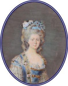 ca. 1785 Princess Élisabeth de France by circle of Pierre Adolfe Hall (Boris Wilnitsky) 2