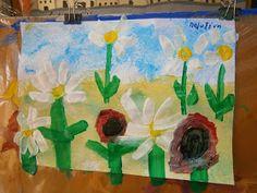 """ΜΠΑΡΛΑ ΝΤΙΑΝΑ: """"Το χαρούμενο λιβάδι""""...μας!!!! Blog, Painting, Art, Art Background, Painting Art, Kunst, Blogging, Paintings, Performing Arts"""