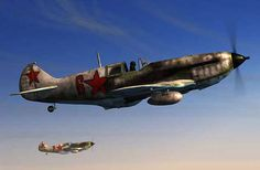 WW11 Fighter Planes in Action | Lavochkin LaGG-1 & LaGG-3 - Soviet Wooden Fighters