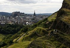 Holyrood Park and the iconic Arthurs Seat is a short walk from Edinburgh's Royal Mile in the heart of the city and is a popular beauty spot for locals and visitors alike.