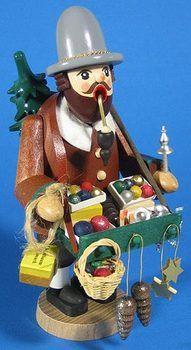 Christmas Decorations German Smoker SMR260X83