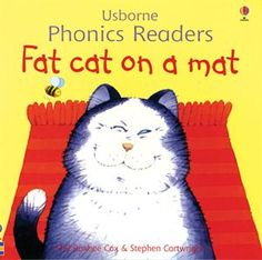 "One of the original books in the Usborne Phonics Readers Series,""Fat Cat on a Mat,"" is still available as a separate title as well as included in ""Ted and Friends,"" the combined volume of the first twelve phonics books published and illustrated by Stephen Cartwright."