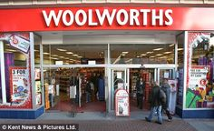 Where I got all my Barbie dolls & Liddle Kiddles!  LOVED Woolworths growing up!!  It always smelled like popcorn.