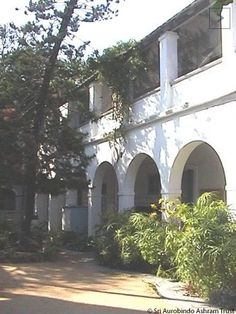 Sri Aurobindo Ashram; Pondicherry, India