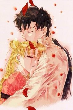 Serena and Seiya
