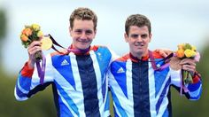 Alistair and Jonny Brownlee pre-selected for Rio Olympics