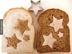 Ein guter Grund mal zwei Brotsorten kaufen zu gehen!