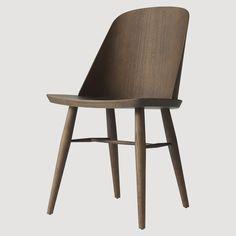 Kjøp Synne Chair - Dark Ash fra MENU hos Nordiske Hjem