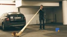 WebBuzz du 08/12/2015: Cor des alpes dans un parking souterrain-Alphorn im Parkhaus  Nouvelle place avec une belle sonorité pour jouer du cor des alpes  http://noemiconcept.com/index.php/fr/departement-informatique/webbuzz-tech-info/207073-webbuzz-du-08-12-2015-cor-des-alpes-dans-un-parking-souterrain-alphorn-im-parkhaus.html#video