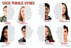 Senior Yearbook Ideas, Yearbook Mods, Yearbook Pages, Yearbook Spreads, Yearbook Design Layout, Newspaper Design Layout, Yearbook Layouts, Sports Graphic Design, Graphic Design Posters