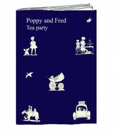 Poppy and fred plan a tea party