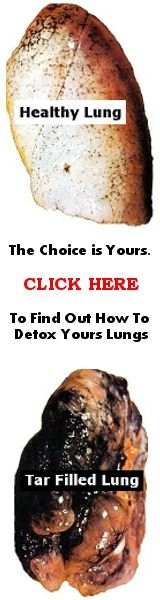 Lung Cleanser - How To Do a Lung Cleanse Detox & Quit Smoking Cigarettes!