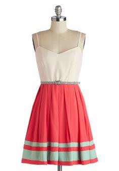 Backstage Lass Dress, #ModCloth