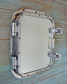 porthole bathroom cabinet chadder porthole surface mirror cabinet with in polished 14030 | 07a430910be529e59200e5b984e099ee ocean bathroom nautical bathrooms