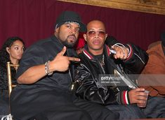 Ice Cube and U-God of Wu-Tang Clan during 2006 Hip Hop Honors - Backstage and Audience at Hammerstein Ballroom in New York City, New York, United States. Hip Hop And R&b, 90s Hip Hop, Hip Hop Artists, Music Artists, Brooklyn, U God, Hip Hop Producers, Rap Beats, Wu Tang Clan