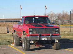 Chevy Silverado Rides