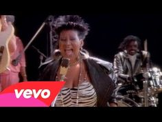 Aretha Franklin featuring Keith Richards and Whoopi Goldberg - Jumpin' J...