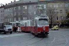 Rail Europe, Light Rail, Public Transport, Motor, Austria, Transportation, Street View, Train, Photography