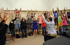 5 Essential Yoga Poses for Singers   Chorus America - Excellent! Singing and Yoga together! {}
