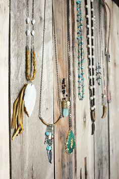 Western Bohemian Necklaces