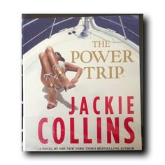 Just finished reading the new Jackie Collins' novel, The Power Trip. Similar to her other books, there was a full cast of characters. I enjoyed the book, but it was not as fun or engrossing as the Lucky Santangelo books or other recent stories, Poor Little Bitch Girl and Goddess of Vengeance. The Power Trip has scandal, murder, revenge, and unbelievable wealth (the usual suspects in a Collins' novel) and is recommended for summer/beach reading.
