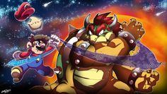 .:The Final Boss:. by *SuperCaterina on deviantART
