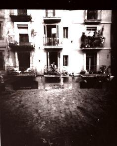 pinhole photography by zitoillustrator
