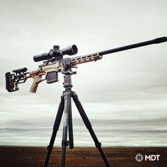 The MDT LSS-XL allows you to convert your bolt action rifle to a highly versatile rifle allowing you to adjust the ergonomics with the use of buttstocks and grips, and at the same time converting it to an external box magazine fed rifle. Weapons Guns, Airsoft Guns, Guns And Ammo, Ruger Precision Rifle, Special Forces Gear, M1911, Sniper Rifles, Bolt Action Rifle, Snipers