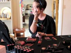 Applying your make-up with BeautiControl www.beautipage.com/spagirl_lauren #howto #makeup #BeautiControl