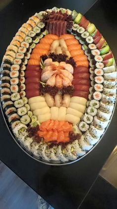 SUSHI PARTY!                                                                                                                                                                                 More