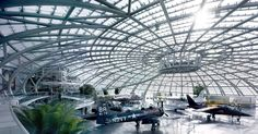 Matteograssi Gives you Wings – Red Bull Hangar 7
