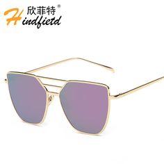 a5c7cf5512 Click to Buy << New Classic luxuxy for women sunglasses men male unisex