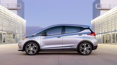 All-electric technology, now an everyday reality. Meet the Bolt EV.