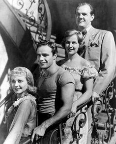 streetcar film cast