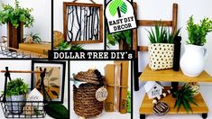 Today I will be showing you how to make a beautiful Dollar Tree Anthropologie inspired DIY's on a budget. Diy Para A Casa, Diy Casa, Dollar Tree Decor, Dollar Tree Crafts, Anthropologie, Fall Home Decor, Diy Home Decor, Ideias Diy, Boho Diy
