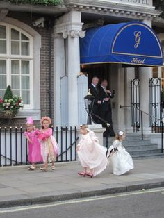 @thegoring Hotel in London - where kids are V.I. (little) P.s! #WorldsBestHotels