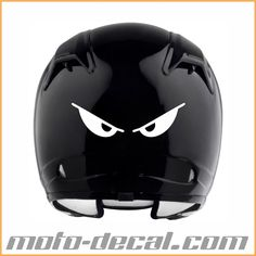 COBRA REFLECTIVE MOTORCYCLE HELMET DECAL.2 FOR 1 PRICE