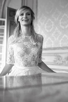 Les Confidentes - robe de mariée - Créatrice Margaux Tardits - Modèle Voulez-Vous Danser Avec Moi ?