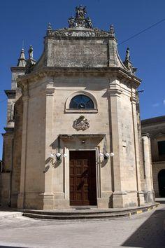 Chiesa dei Santi Pietro e Paolo Apostoli su 365giorninelsalento.it
