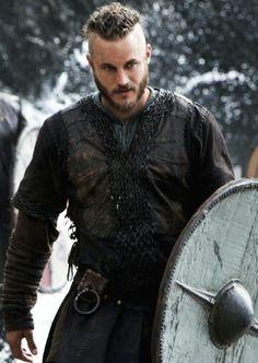 Ragnar from the show Vikings... LOVE THIS SHOW SOOOOOOOO MUCH!!
