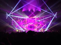 The Disco Biscuits at 1st Bank Center-Winter Inferno!!!-by David Smith @Camp Bisco #campbiscofest