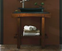Love This Airy, Asian Inspired Vanity...great For Smaller Bathrooms And Part 73