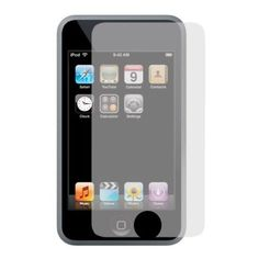 EMPIRE 5-Pack LCD Screen Protector with Lint Cleaning Cloth for Apple iPhone 3G 8GB 16GB