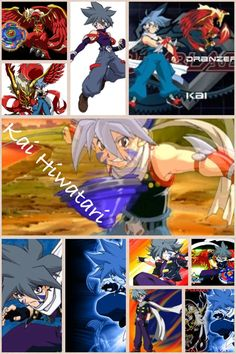 I miss the old version of Beyblade. There was Rei, Tyson, Max, Kenny, and Kai. This show was my entire childhood and I <3 Kai and Dranzer