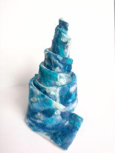 Maria Fleitmann, A BLUE FLOWER TOWER