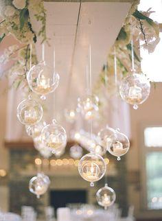 20 Beautiful Reception Lighting Ideas