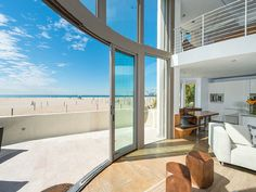 Beach house in Santa Monica located right on the beach  Every aspect has been considered to ensure that the experience at Santa Monica would be ultimate living at its best.